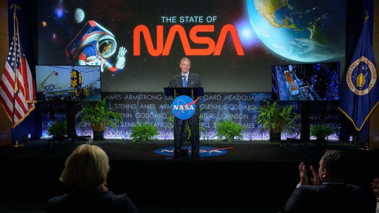 State of NASA address (June 4).jpg