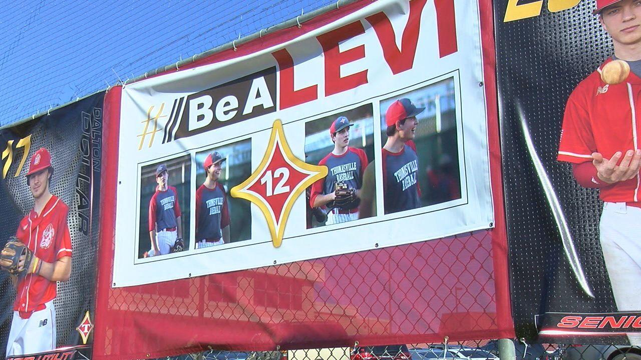 Thomasville baseball honors fallen teammate on Senior Night