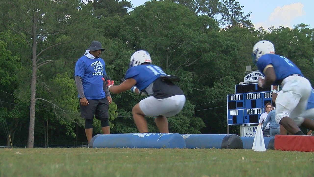 Spring Football Check-in: Godby Cougars