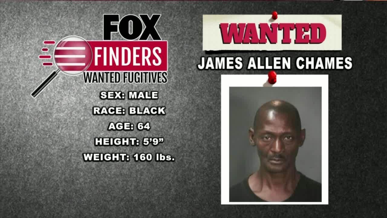 James Allen Chames