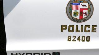 Ford Hybrid Police Car
