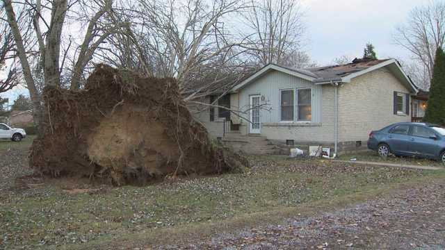 Photos: EF-1 Tornado Rips Through Joelton