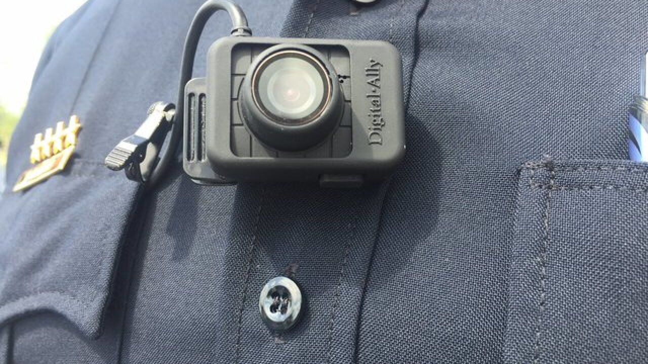 KCPD requests bids for new video system, including body cams