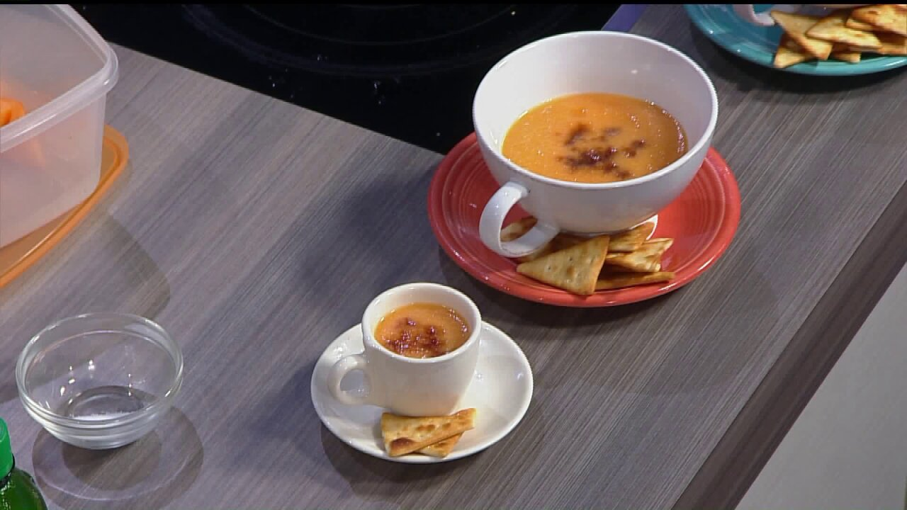 Summer Soups with Laura Daab