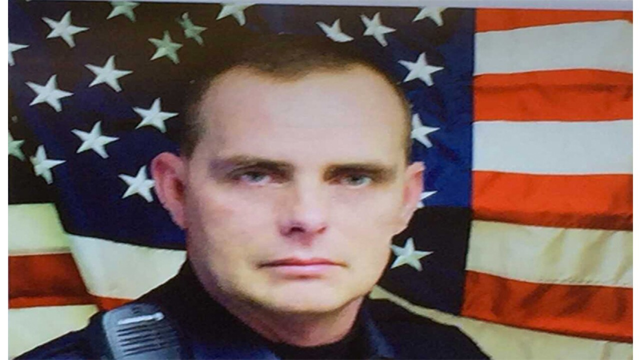 Uniontown officer shot while responding to call