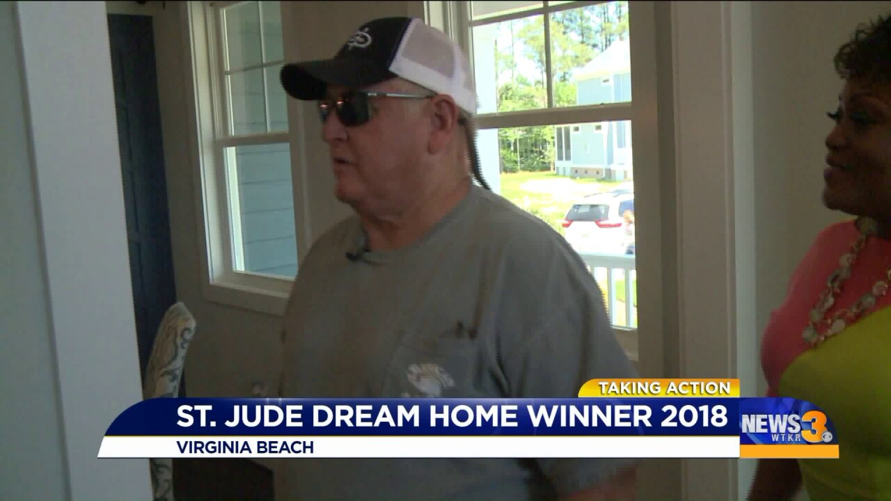 Catching up with the 2018 St. Jude Dream Homewinner