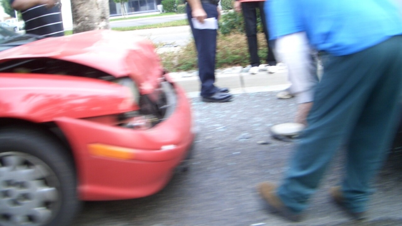 One fender bender can raise insurance rates 40 percent