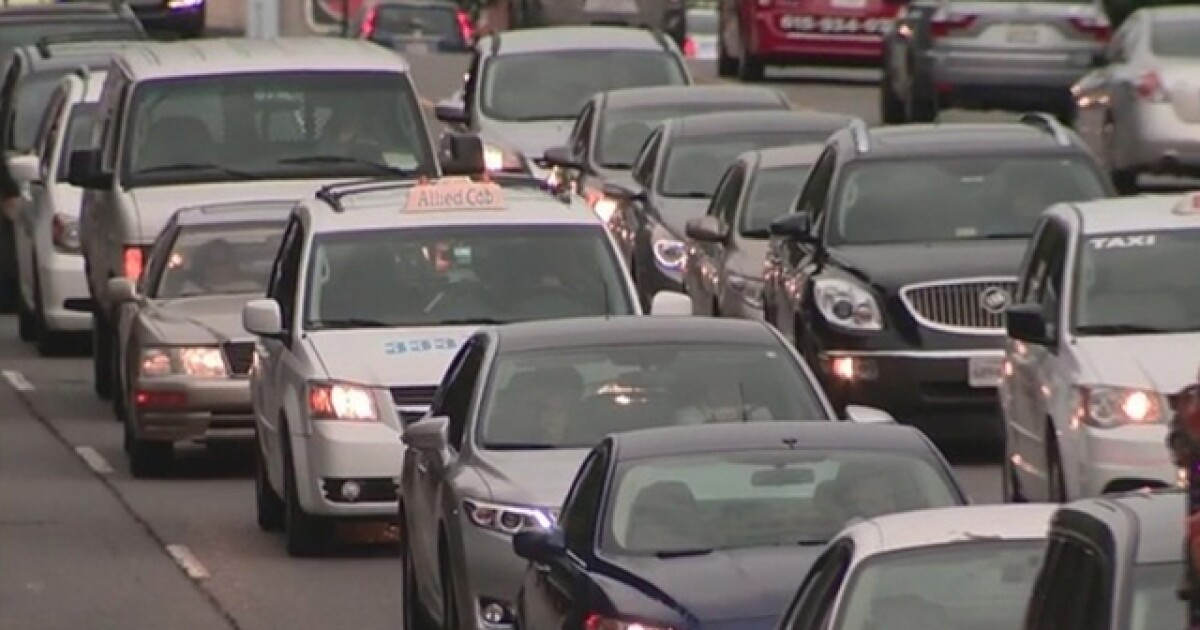 TDOT bridge repair will close lanes of I-40 and I-24 this