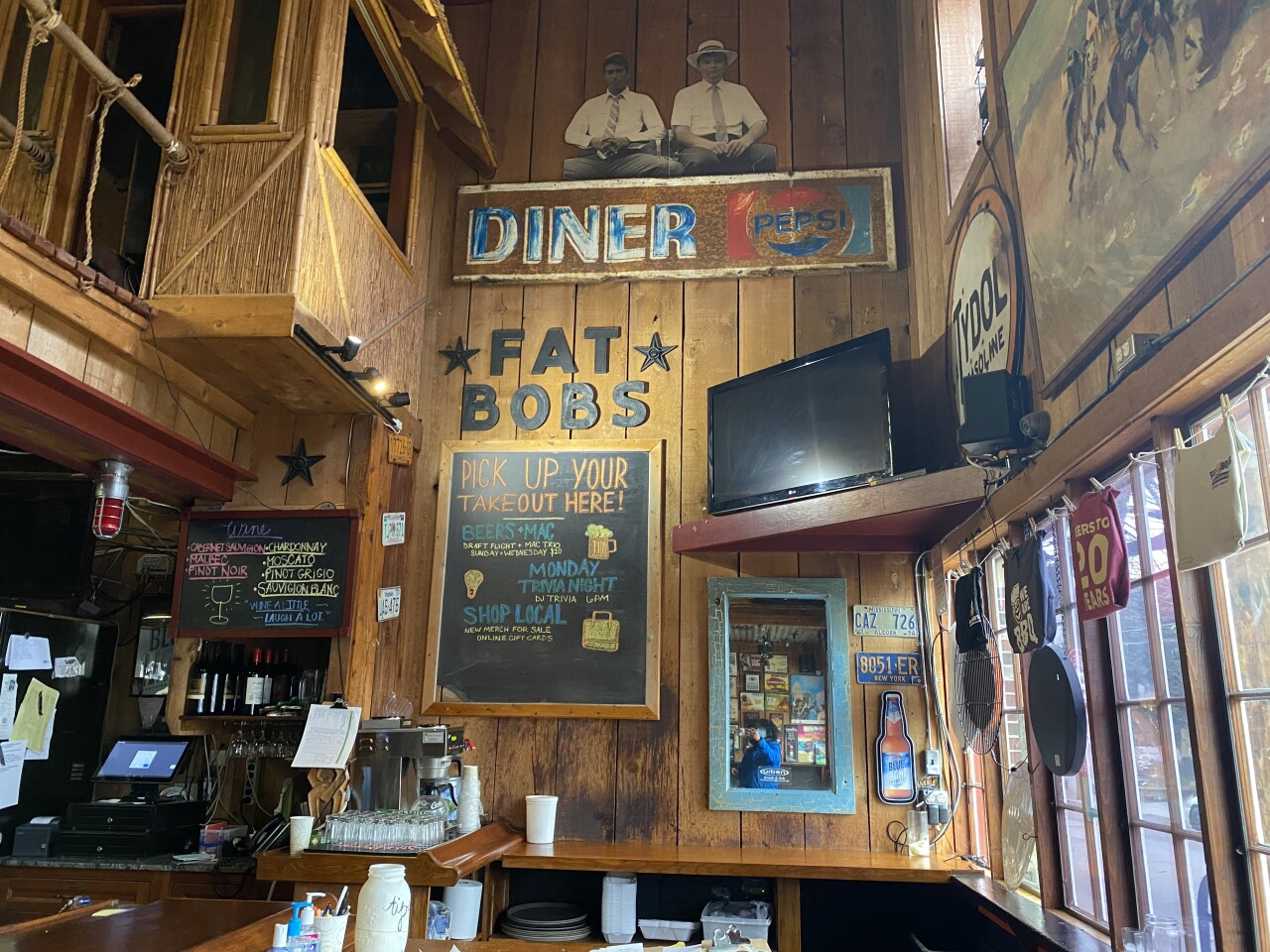 Fat Bob's is focusing mostly on takeout this holiday season