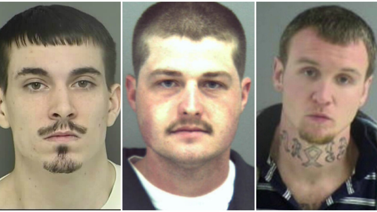 FBI foils alleged plot by Chesterfield white supremacists to incite racewar