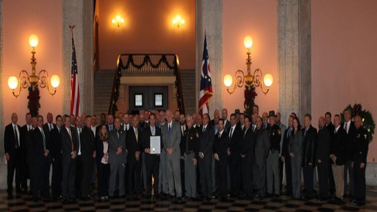 U S  Marshals Northern Ohio Violent Fugitive Task Force surpasses