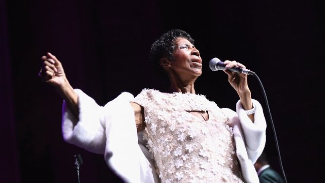 Aretha Franklin exhibit at Charles H. Wright Museum in Detroit now open to public
