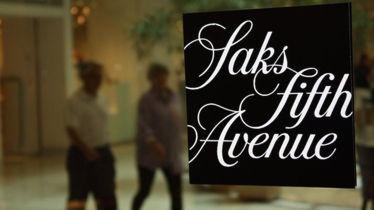 Saks, Lord & Taylor breach: Data stolen on 5 million cards