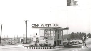 Main Gate Camp Pendleton circa 1940s highest resolution.jpg