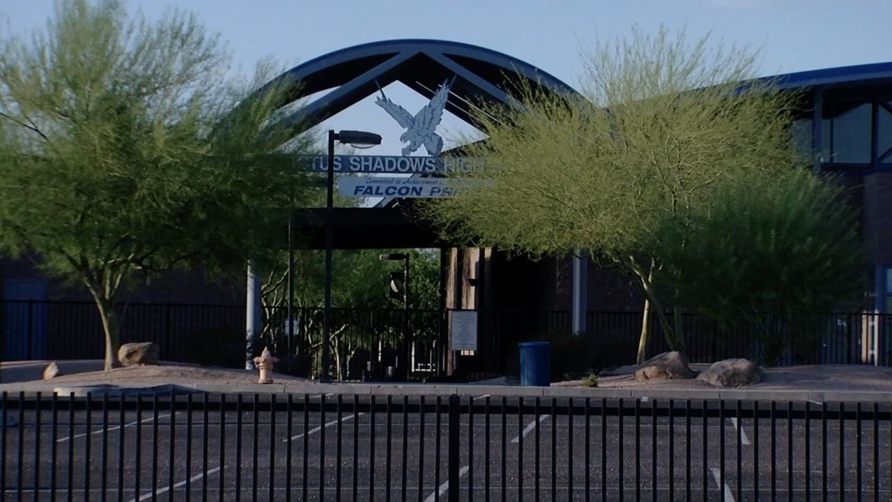 Cactus Shadows High School