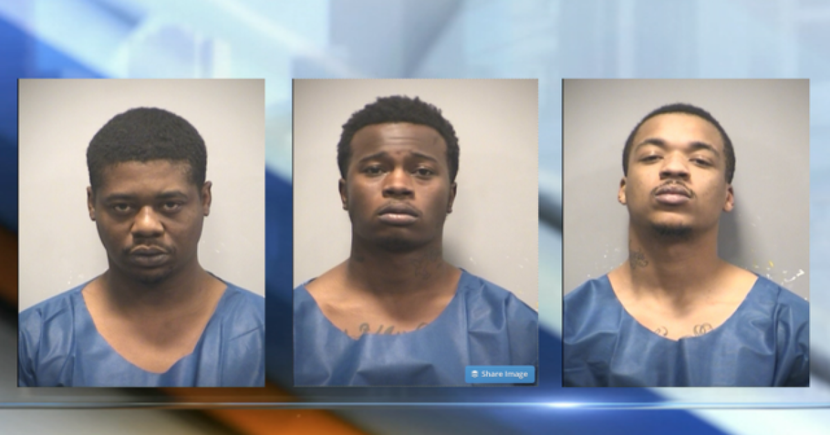 KCPD arrests 3 men believed to be involved in 10 homicides