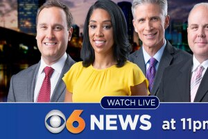 Replay: CBS 6 News at 11 p.m.