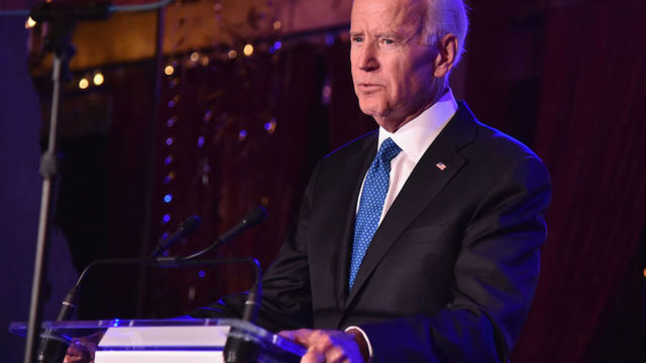 Joe Biden will headline major LGBTQ dinner as he mulls 2020 run