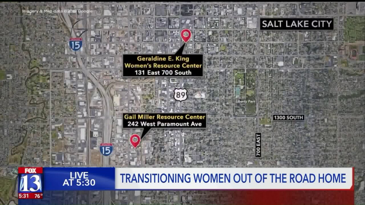 Women no longer allowed at downtown homeless shelter as part of transition to newfacilities