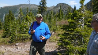 Roundup for Safety grant to benefit back country volunteers