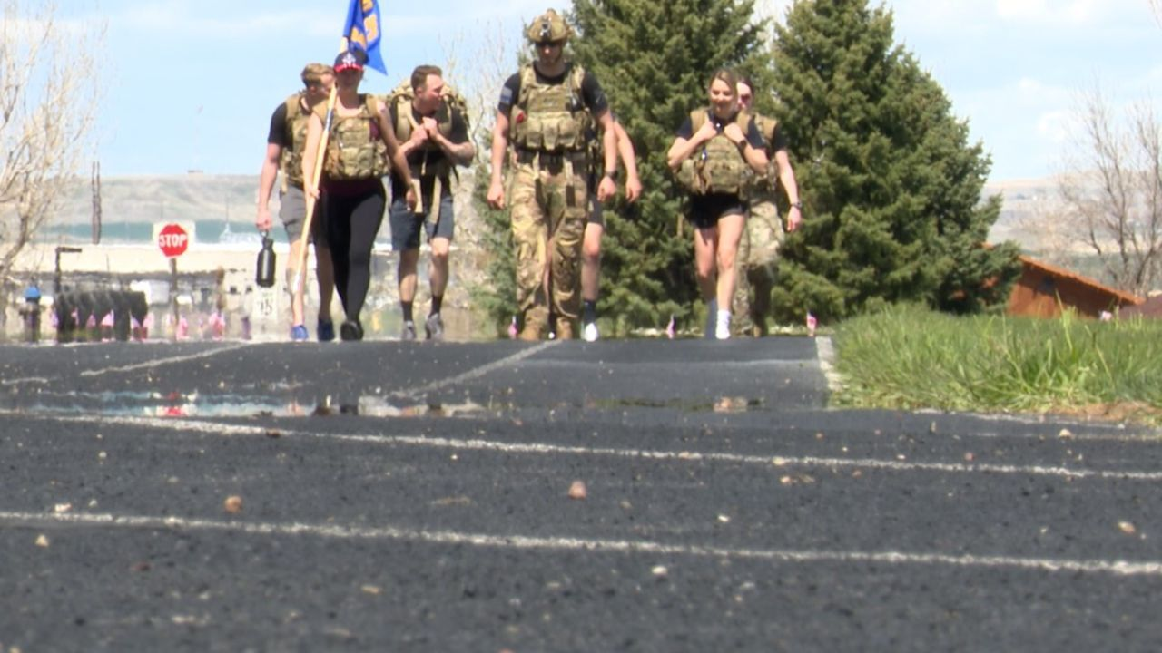 Malmstrom airmen celebrate National Police Week