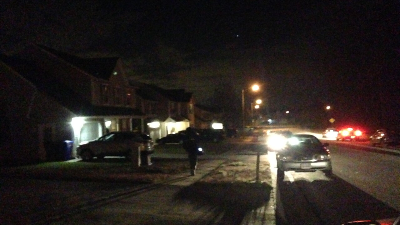 3-year-old accidentally shoots himself in Suffolk; flown tohospital