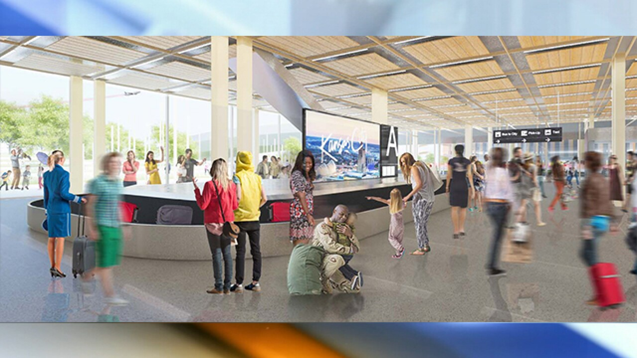 First set of KCI renderings released