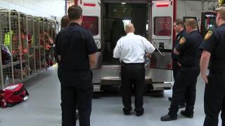 Fairfield firefighter-EMT recruits