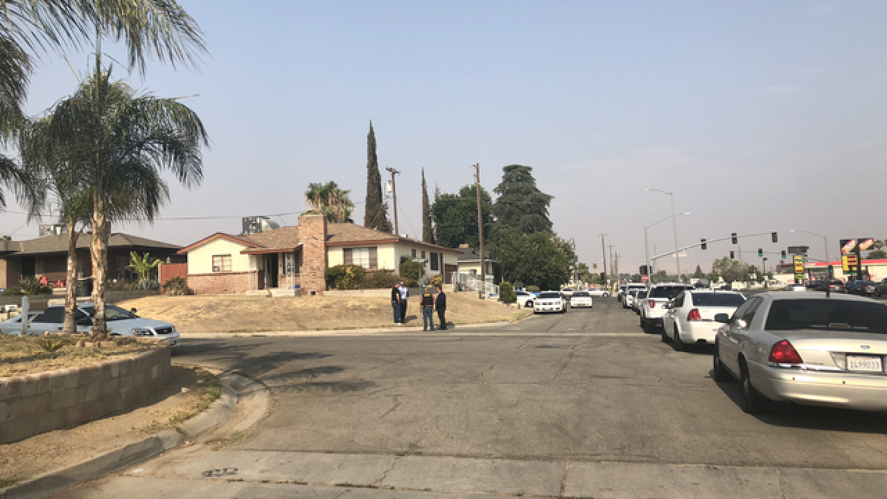 One dead, two injured in East Bakersfield