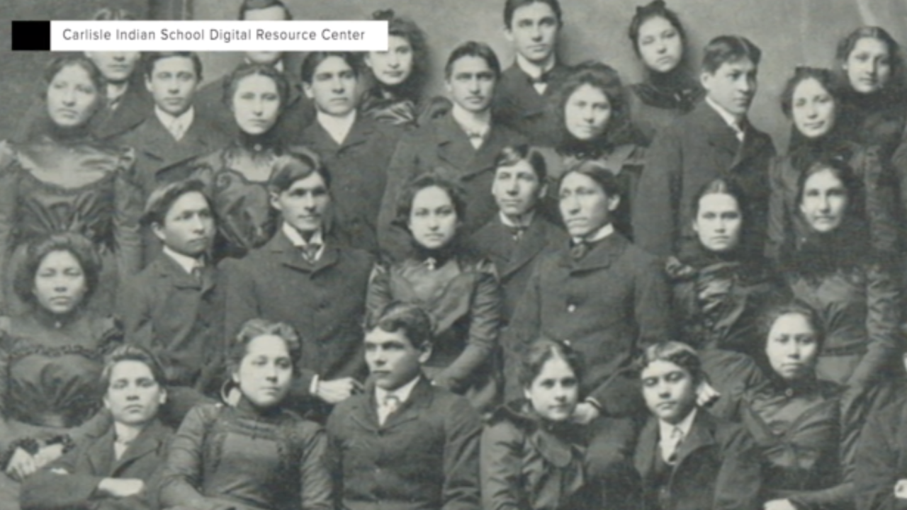 From the 1870s until the 1960s, there were more than 350 taxpayer-funded, often-times church-run, Native American boarding schools, according to the National Native American Boarding School Coalition. Many of the students were taken from their families and sent hundreds - sometimes thousands - of miles away from home. Exact numbers of how many students attended those schools are hard to come by, but estimates range in the hundreds of thousands.