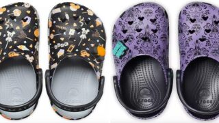 Disney Now Has Halloween-themed Crocs