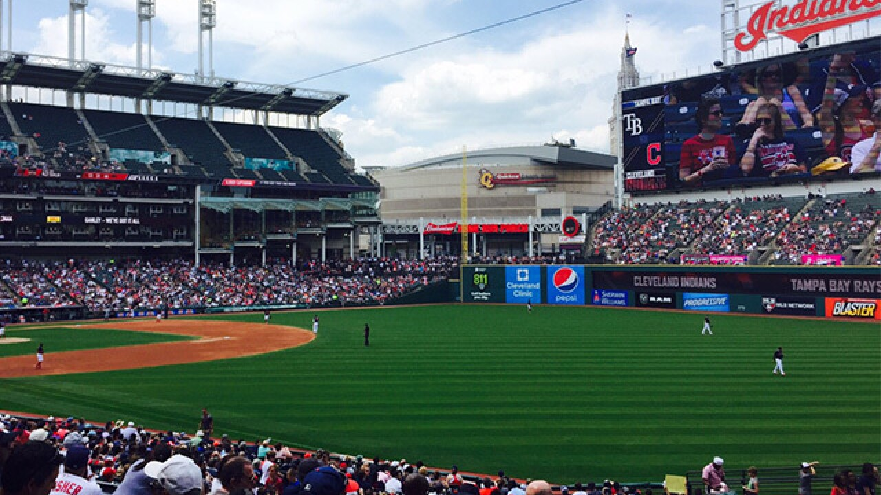 Cleveland Indians to expand netting at Progressive Field for 2018 season