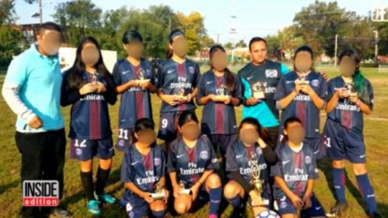 Philadelphia soccer coach arrested for allegedly impregnating 15-year-old player
