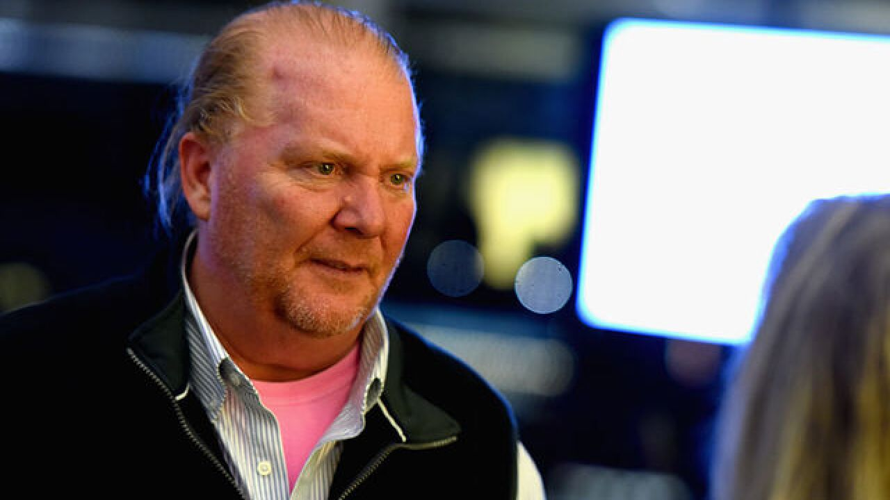 Mario Batali fired from 'The Chew' amid harassment allegations