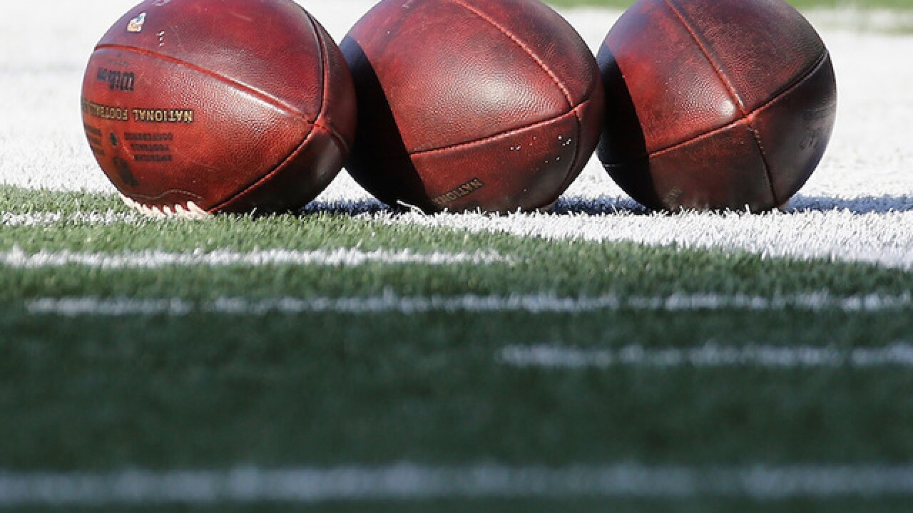 Football affects youth brain development after just one season, study says