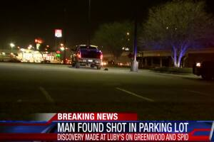 CCPD investigates shooting on the city's westside