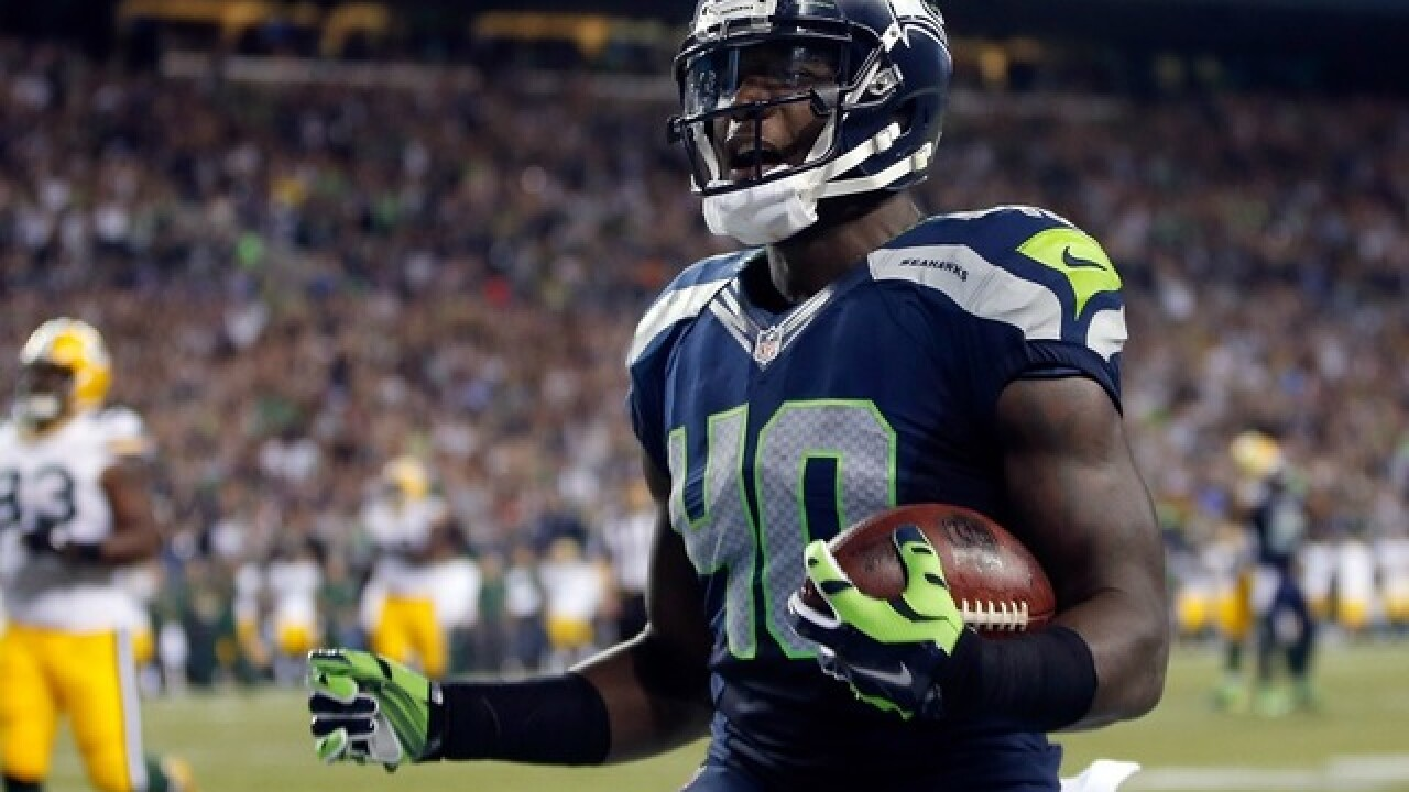 Cardinals sign Derrick Coleman, 1st legally deaf offensive player in NFL history