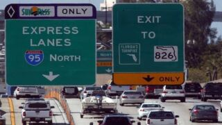 interstate 95 express lanes