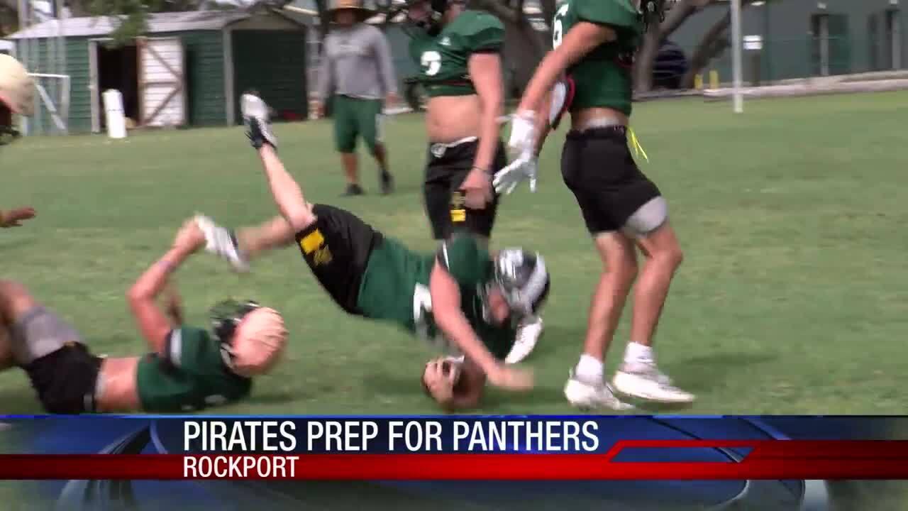 Rockport-Fulton prepares for season opener