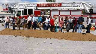 New Lebanon Fire Station Reflects Growth