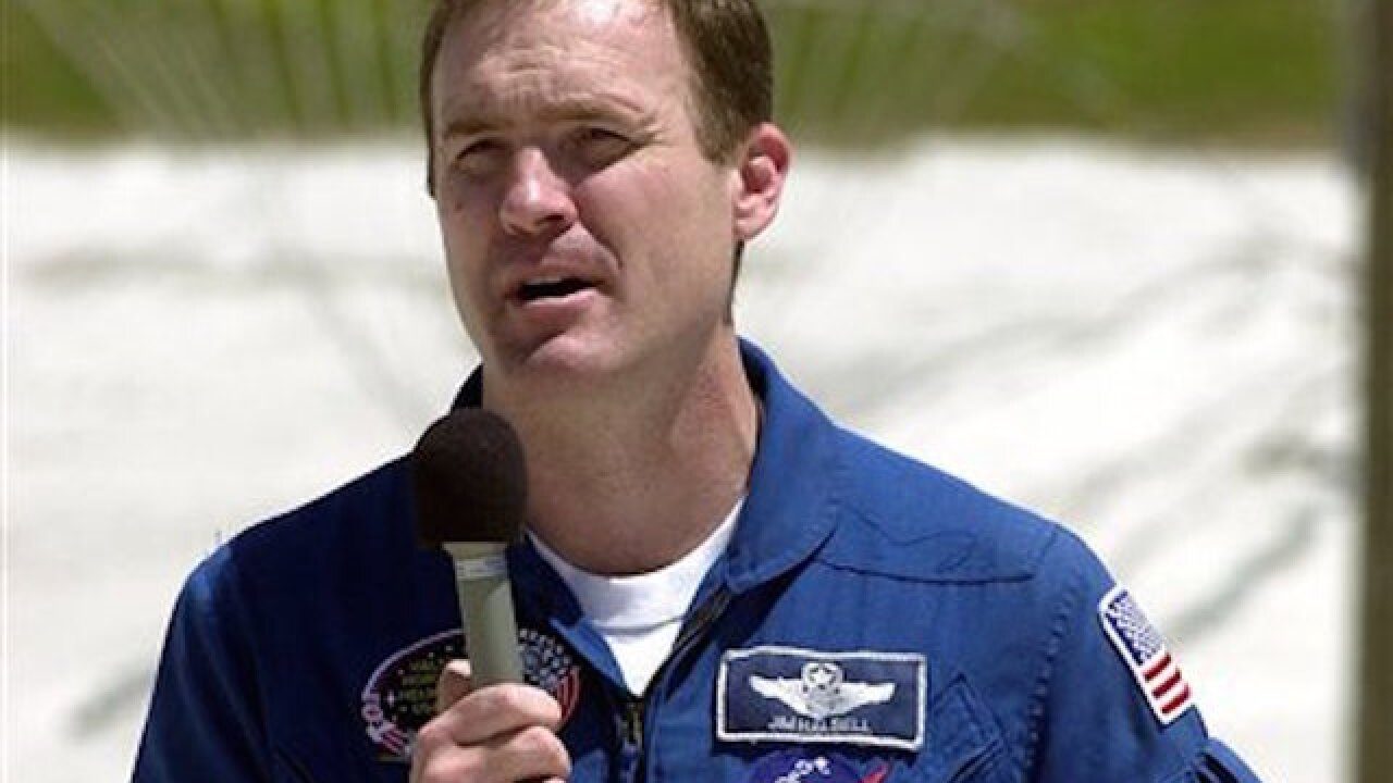 Former astronaut facing murder charges