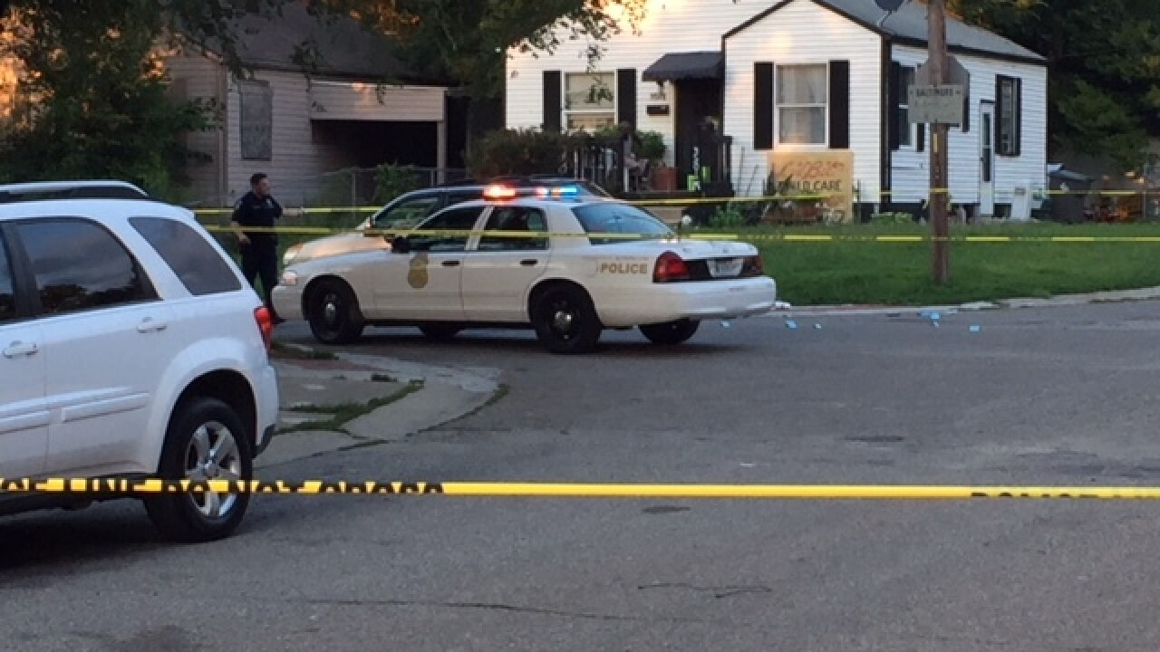 Man, woman critical following NE side shooting