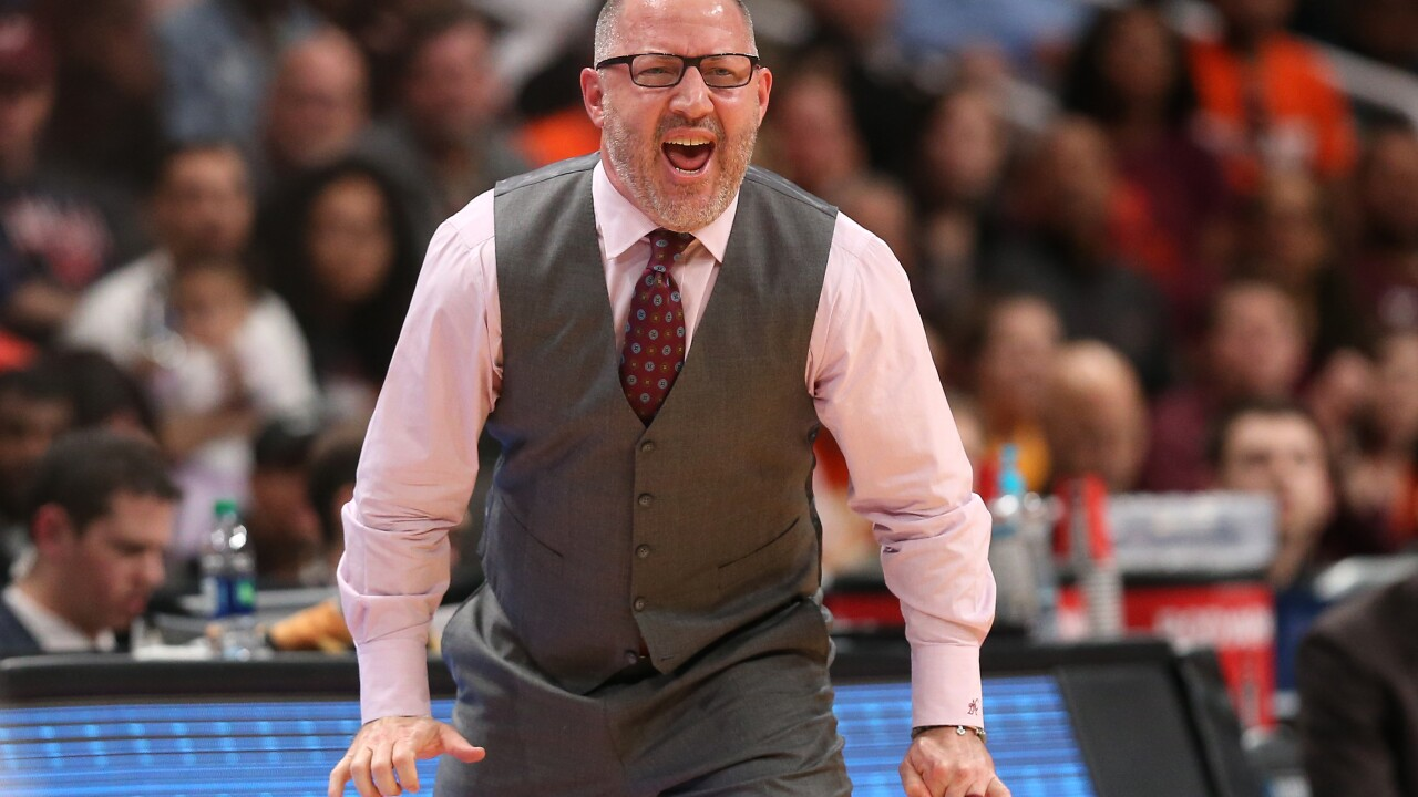 Buzz Williams leaves Virginia Tech for Texas A&M head coaching job