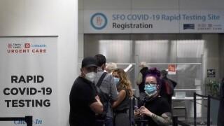 San Francisco International Airport Vaccine Mandate