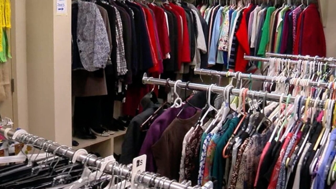 Boutique for homeless women needs your donations