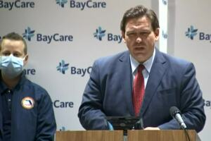 FULL NEWS CONFERENCE: Florida getting 6.4 million rapid coronavirus testing kits, governor announces