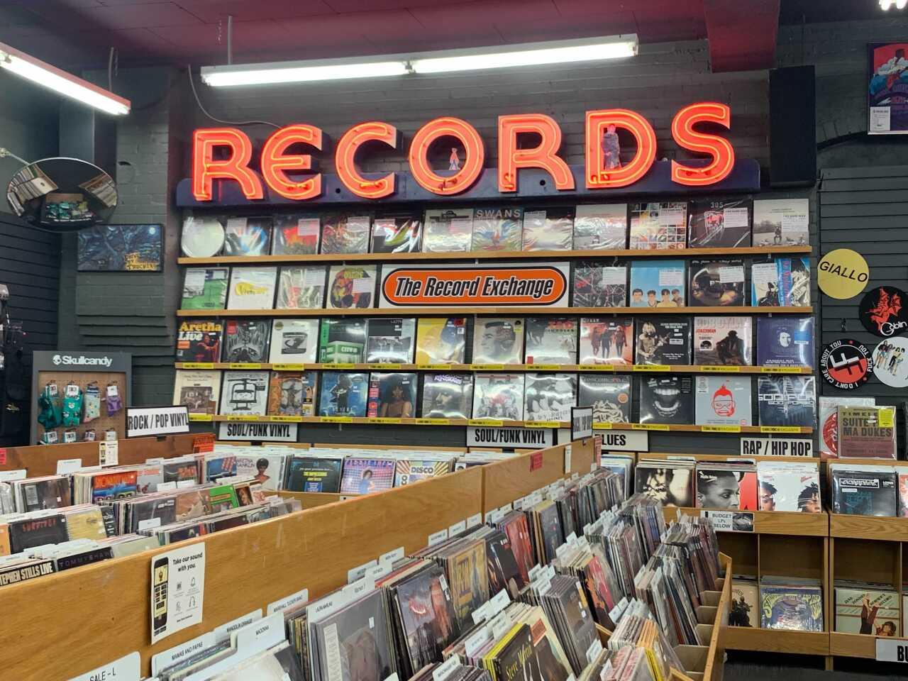 The Record Exchange