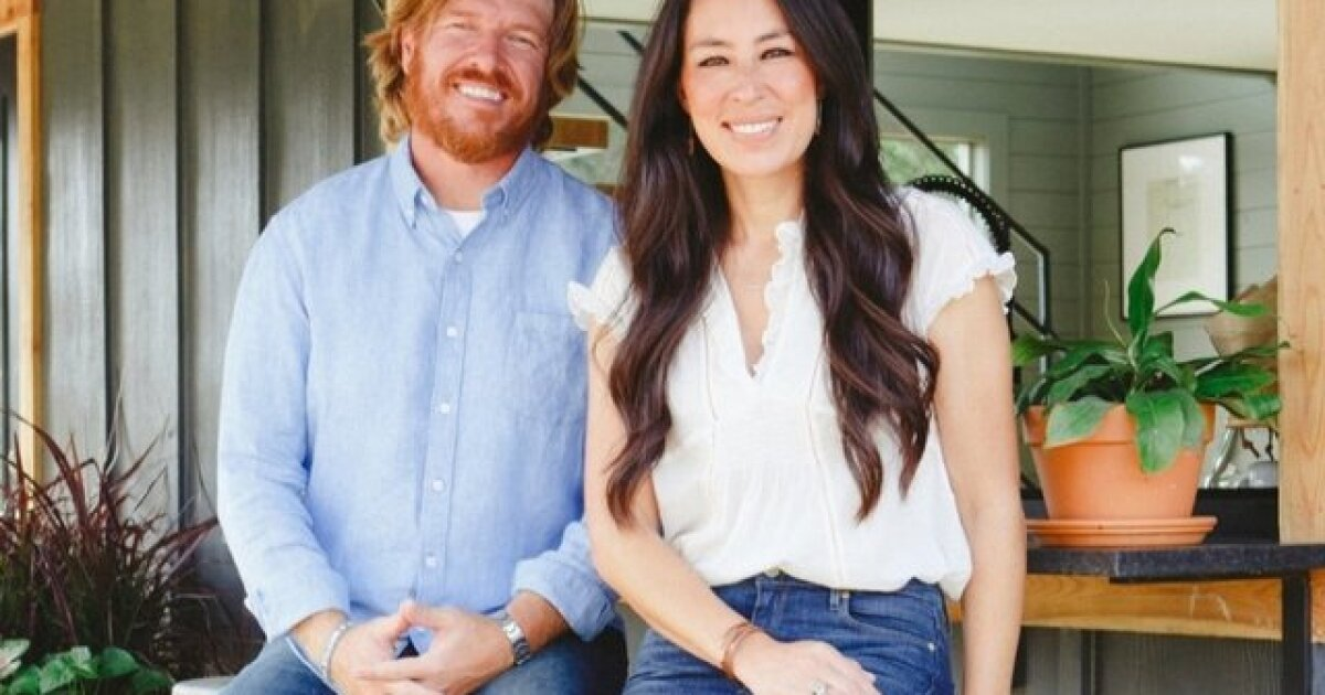 Fixer Upper' stars Chip and Joanna Gaines returning to TV