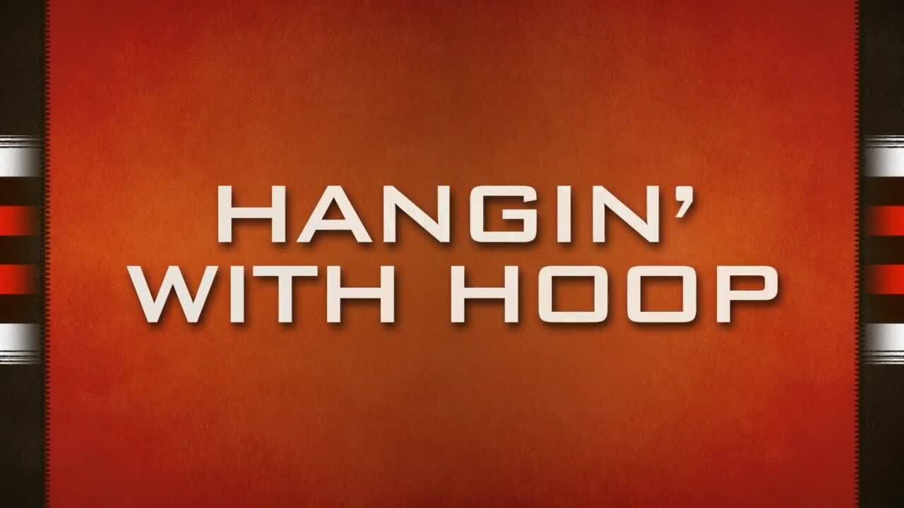 Hangin with Hoop
