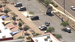 Tolleson strip mall shooting